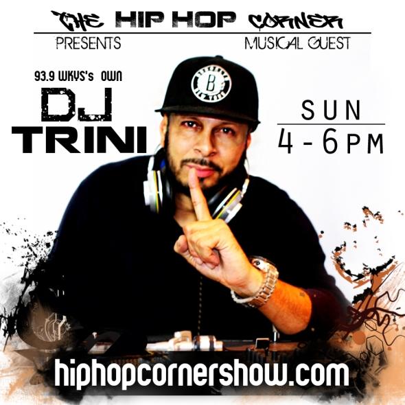 DJ Trini Flyer